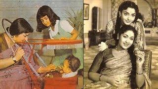 Video Mahanati Savitri Rare & Unseen photos with family and friends | mahanati savithri MP3, 3GP, MP4, WEBM, AVI, FLV Oktober 2018