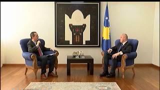 MONITOR - Intervistë me kryeministrin Ramush Haradinaj 09.03.2018
