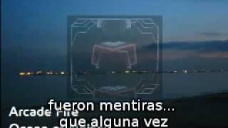 Arcade Fire - Ocean Of Noise - subtitulada al español.avi