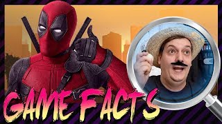 Deadpool VS Magneto! Welcome to Die! - Random Game Facts #132