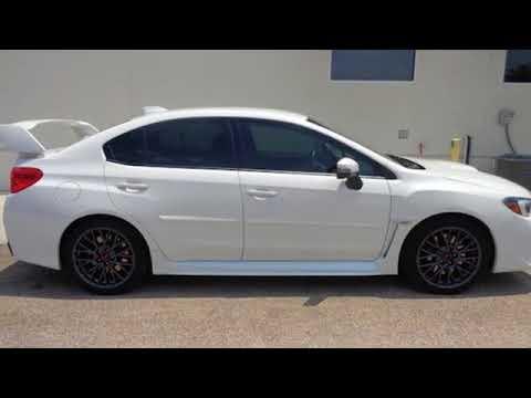 2017 Subaru WRX STI Killeen TX Austin, TX #T80163A