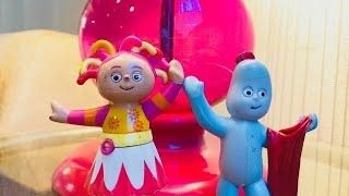 Funky HOTEL ROOM with In The Night Garden TOYS Video!