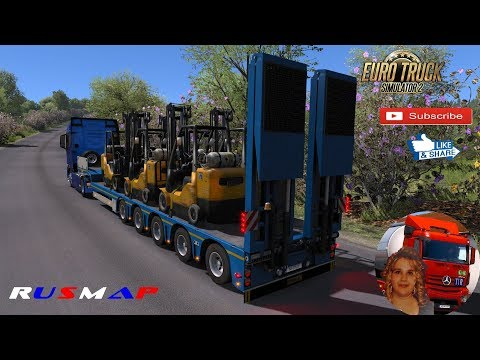 Ownable overweight trailer Doll Panther v1.4