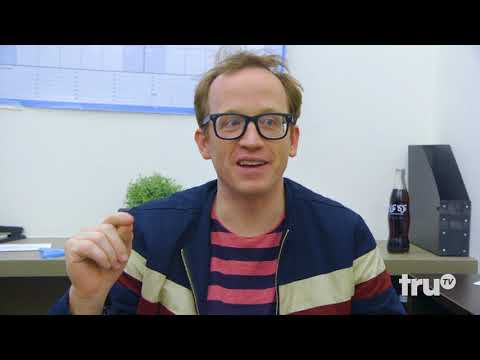 Chris Gethard, who has his own live show on TruTV, gets summoned for jury duty the day before season 4's live premiere