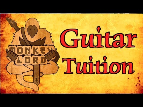 Pentatonic Scale Workout – Guitar Lesson