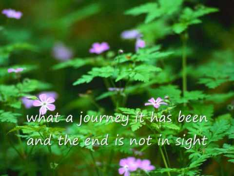 journey - The Journey - Lea Salonga Half the world is sleeping, half the world's awake half can hear their hearts beat half just hear them break I am but a traveler, i...