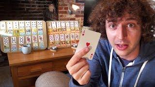 Memorise A Deck Of Cards - 1 Week Challenge