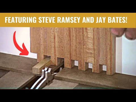 Woodworking - I ask a couple of my woodworking friends to help me talk to you about some common woodworking joinery. Woodworking joinery is the method of joining two piece...