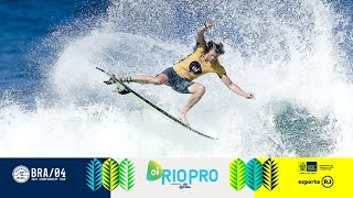 John John Florence, Miguel Pupo, and Yago Dora paddle out in Round One, Heat 6 at the 2017 Oi Rio Pro in Brazil. Subscribe to the WSL for more action: ...