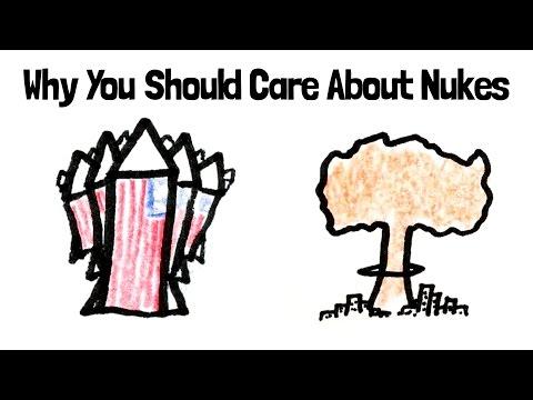 Почему стоит помнить о ядерном оружии