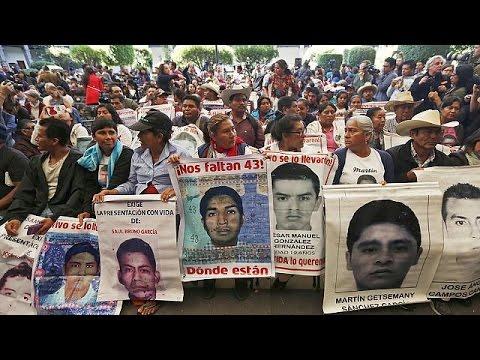 Μεξικό: Κυβερνητικές παρεμβάσεις στην υπόθεση των 43 φοιτητών