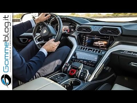 2018 Lamborghini URUS The FASTEST SUV - DRIVING MODE + CAR FACTORY