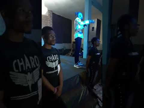 AKPORORO LIVE IN BENIN REPUBLIC 2019 CHURCH COMEDY