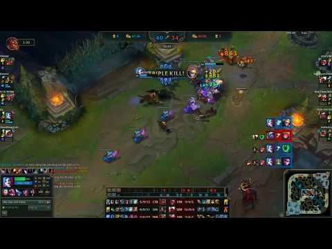 Jinx Pentakill 3.3 Attack Speed