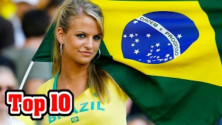 Welcome to Top10Archive! In this video, we are going to take a look at Brazil, one of the most biodiverse countries there is. From a ...