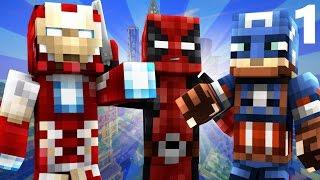 Video Deadpool #1: CAPTAIN AMERICA CIVIL WAR! Part 1 (Minecraft Roleplay) download in MP3, 3GP, MP4, WEBM, AVI, FLV January 2017