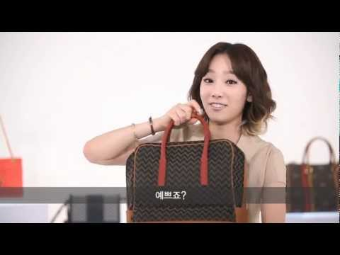 SNSD TAEYEON J.ESTINA Promotion Video