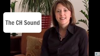 Learn how to say the English CH sound /tʃ/ SUBSCRIBE: http://www.youtube.com/user/TarleSpeech BLOG/SHOP:...