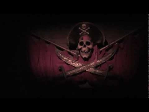 Pirates of the Caribbean at Disneyland Complete Ride-through