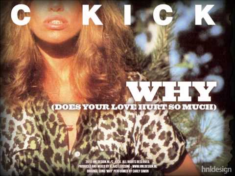 Why (Does Your Love Hurt So Much) (single mix)