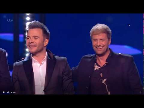 Hello My Love- Westlife (Live at the NTA& 39;s)