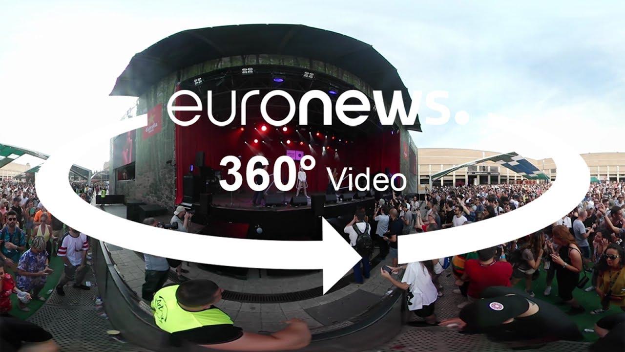 Βαρκελώνη: To φεστιβάλ μουσικής Sonar καλωσορίζει την ψηφιακή εποχή