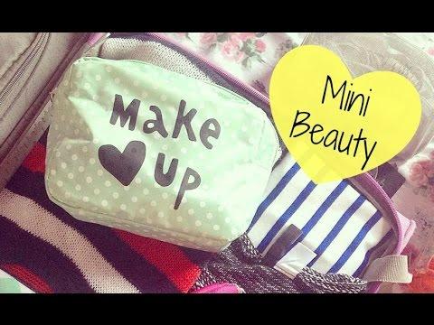 Mini Beauty da Viaggio ♡ Giorgia Turco