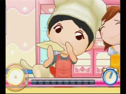 Pizza - Cooking Mama World Kitchen - Nintendo WII