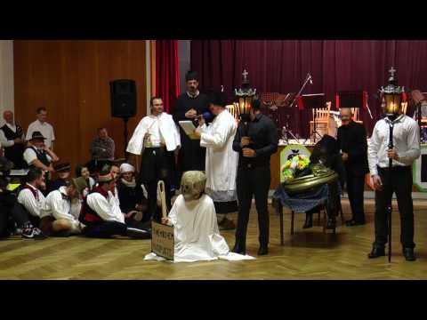 TVS: Dolní Němčí - Pochovávání basy