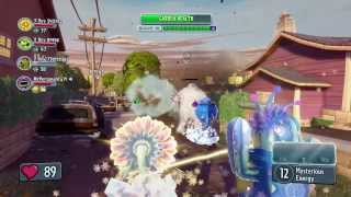 Plants vs. Zombies Garden Warfare: 4-Player Co-op Gameplay with Developer Commentary (ESRB 10+)