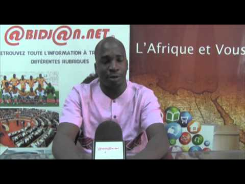 Digital Week Abidjan 2015 [ #Dwa15  ] ! Diaby Mohamed en parle...