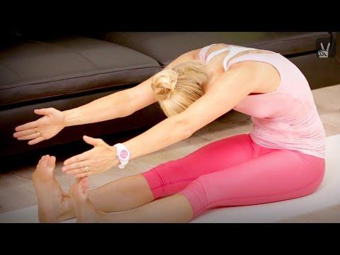 Healthy Back And Shoulders Workout: Gesunder Rücken mit Pilates für Fortgeschrittene