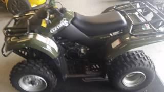 6. 12S071 2012 Suzuki Ozark 250