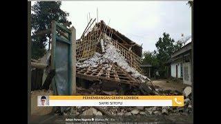 Video Perkembangan Gempa bumi Lombok MP3, 3GP, MP4, WEBM, AVI, FLV Maret 2019