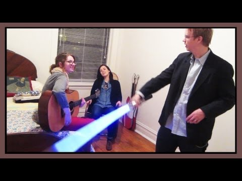 Open Mic LightSaber Night
