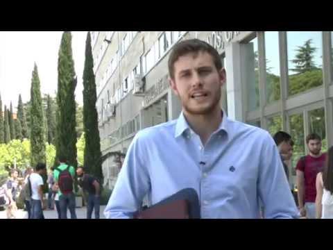 El beato Álvaro del Portillo vuelve a la Escuela de Ingenieros de Caminos