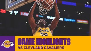 HIGHLIGHTS   Dwight Howard (21 pts, 15 reb, 9-11 FG) vs. Cleveland Cavaliers