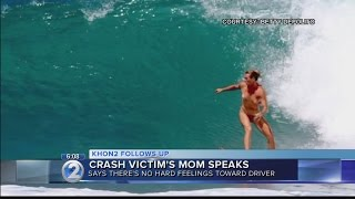 Mother of woman killed in Waialua crash: 'We realize it was a tragic accident'