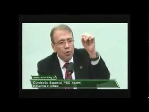 Presidente Eduardo Machado fala sobre Reforma Política na Câmara