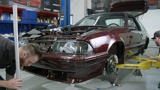 2019 Mustang Week to Wicked—1990 Fox Body Mustang Day 3 by Motor Trend