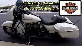 5. 2018 Harley-Davidson Street Glide Special Test Ride