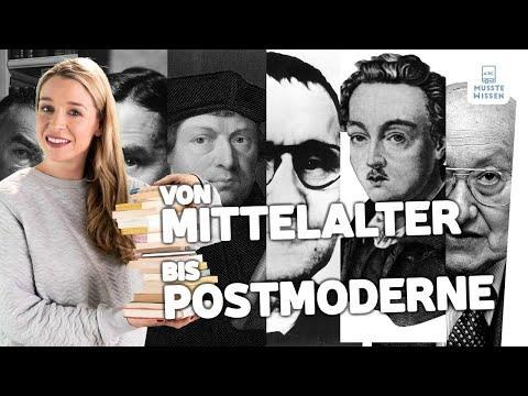 Literaturepochen im Überblick | Deutsch