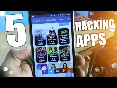 5 HACKING APPS MUST INSTALL | TOP 5 HACKING APPS DO YOU KNOW ?