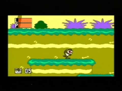Taz-Mania Master System