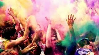 Holi. Festival Of Colors. 2011