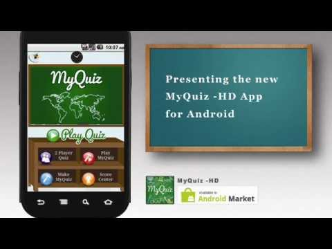 Video of MyQuiz -HD