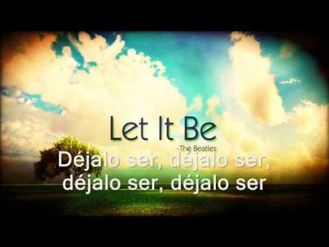 The Beatles- Let It Be (Subtitulado Español)