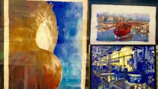 Images de La Ciotat: 3 peintres