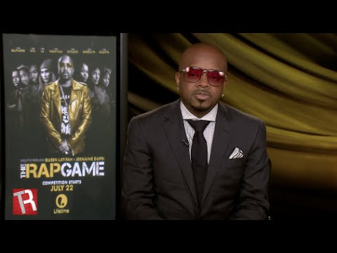 Jermaine Dupri Searching For Next Star in 'Rap Game' (Video)