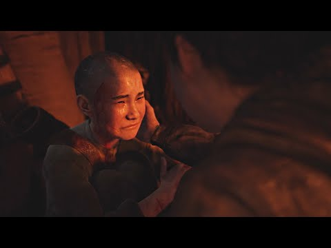 The Last of Us Part 2 - The Journey of Trans Child Lev // Tragic Conclusion